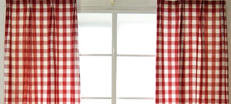 Hace las cortinas de tu casa sin saber coser en 5 pasos