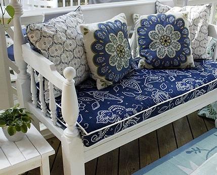 sillon con funda de almohadon de con telas bonitas