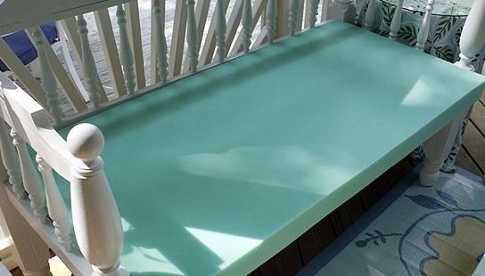 como hacer almohadon de sillon