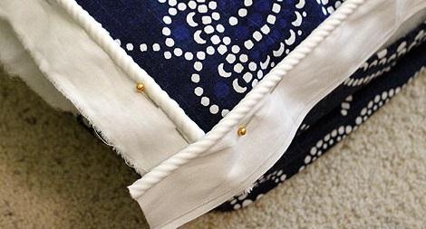 telas para fundas de almohadon