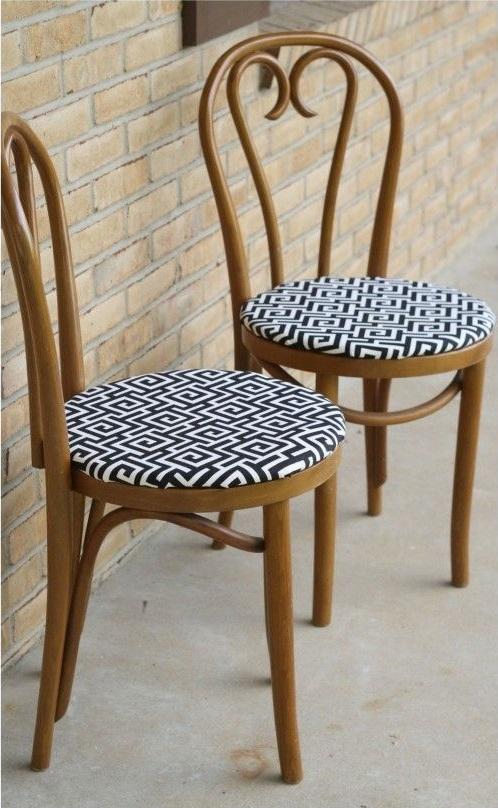 C mo tapizar una silla paso a paso con telas modernas for Sillas modernas 2016