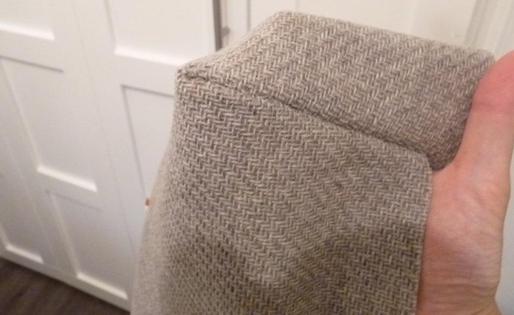 Telas para tapizar un sofa excellent el chenille mixture - Telas para sofa ...