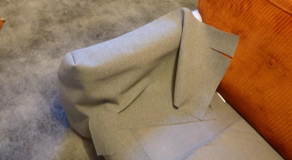 C mo tapizar un sill n blog - Telas para tapizar un sillon ...