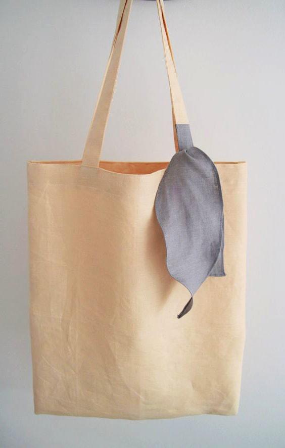 Cómo realizar una bolsa ecológica de tela