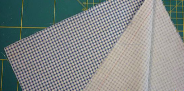 costura para bolsas de tela