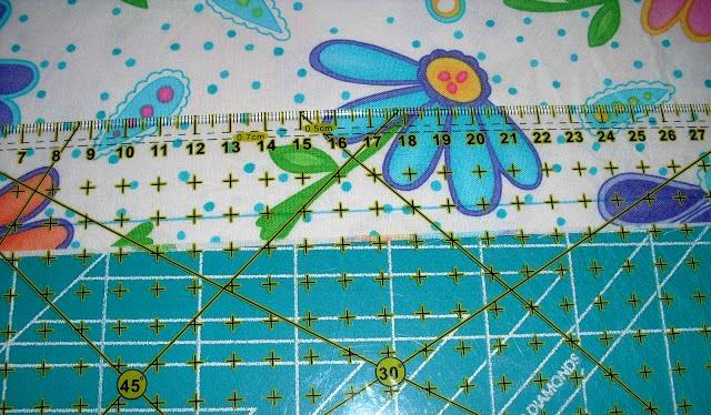 medidas para bolsa de tela ecológica