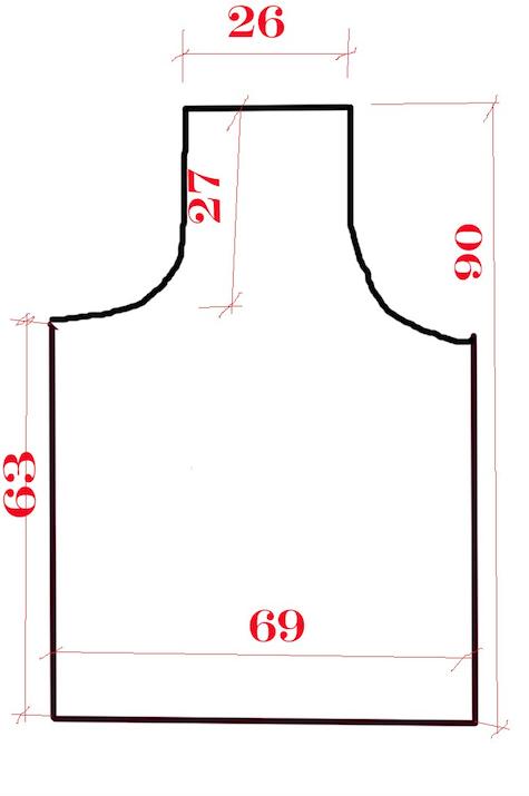 Cómo hacer un delantal de tela - Trapitos.com.ar - Blog