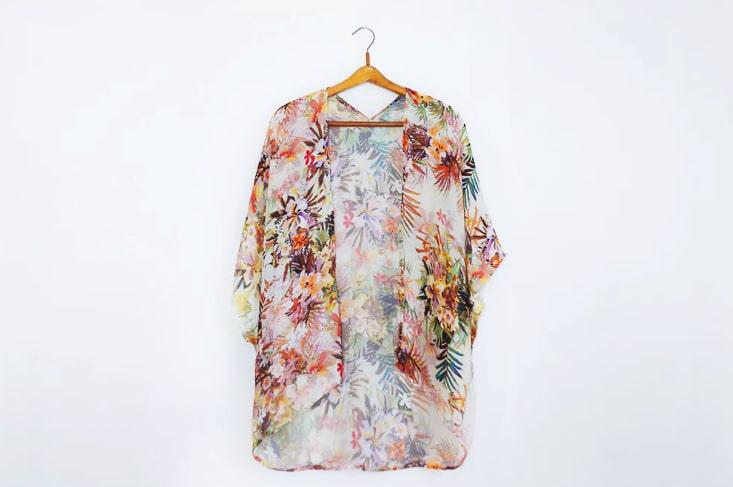 Kimono terminado