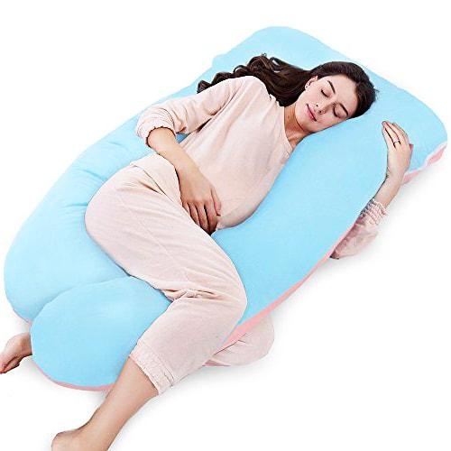 Cómo realizar un almohadón para embarazada