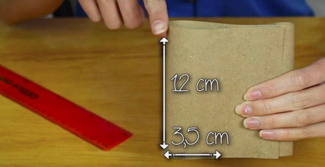 corte de papel madera para funda de celular de tela