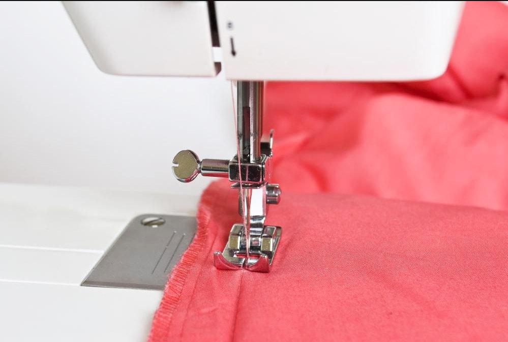 costura de parte superior para pijama de tela