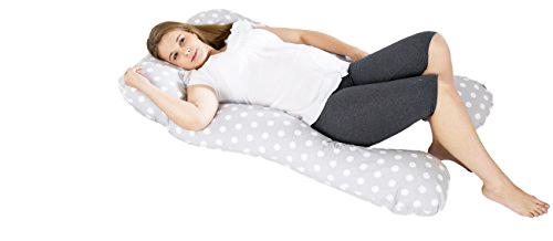 almohadón de tela para embaraza extratip