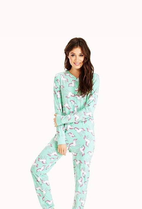 pijama de tela entero terminado