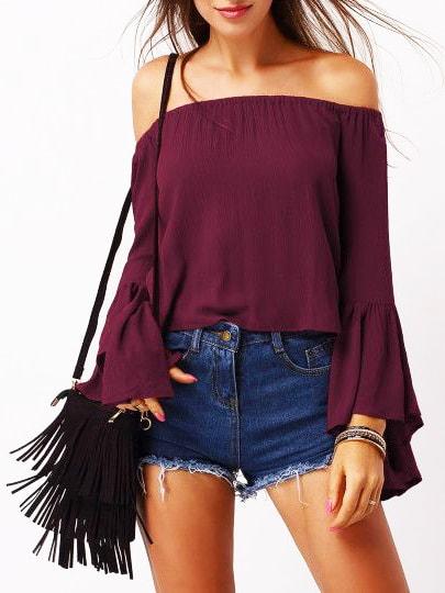 blusa de tela extratip