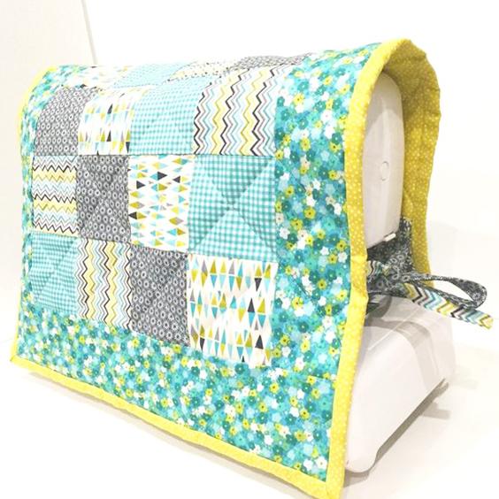 funda de tela para máquina de coser extratip