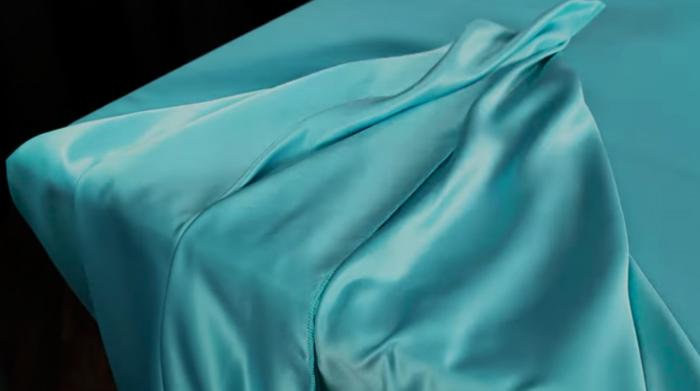 parte superior de tela para mantel