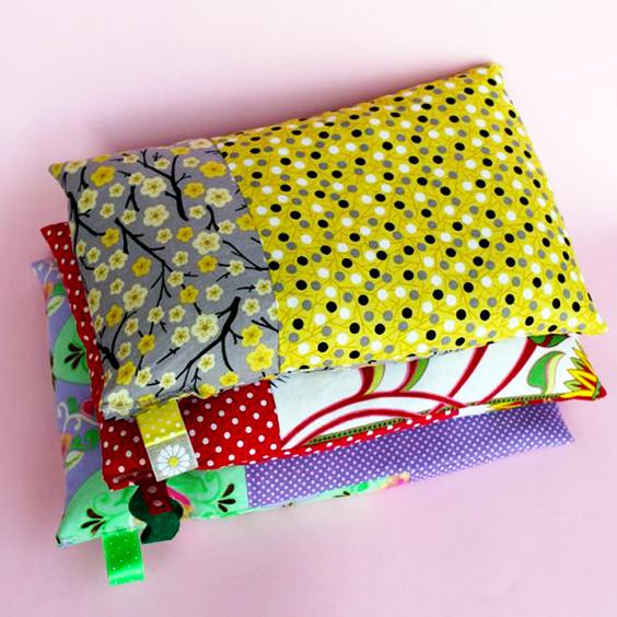 bolsa de tela con arroz extratip