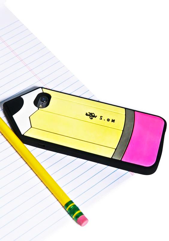Cómo hacer una funda de tela para celular en forma de lápiz.