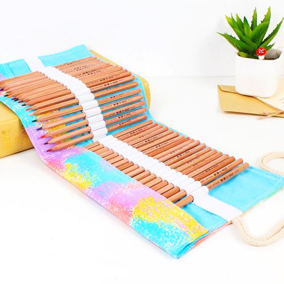 Cómo hacer un lapicero de tela.