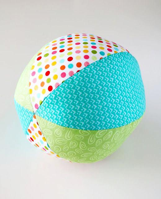 pelota de tela extratip