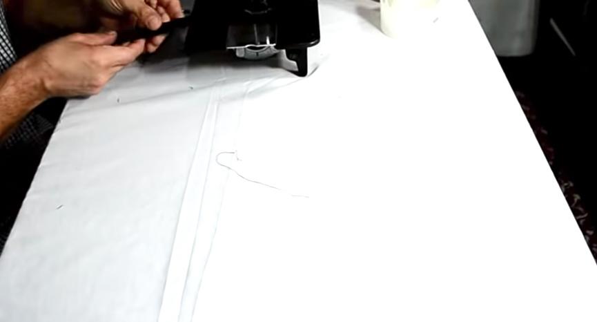 costura de velcro con correa para pesas de tela para tobillos