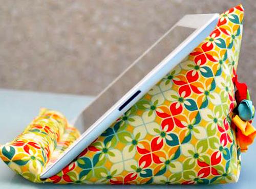 Cómo realizar un soporte de tela para celular