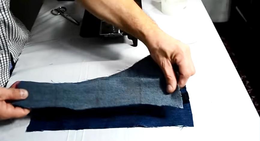 unión de piezas para pesas de tela para tobillos