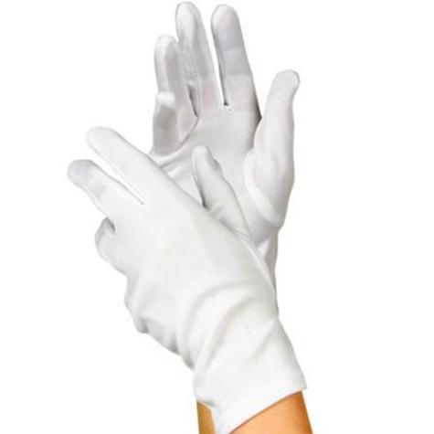 Cómo realizar guantes de tela