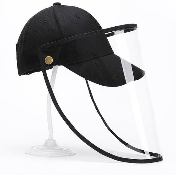 Cómo realizar un protector facial de tela para colocar en tu gorra.