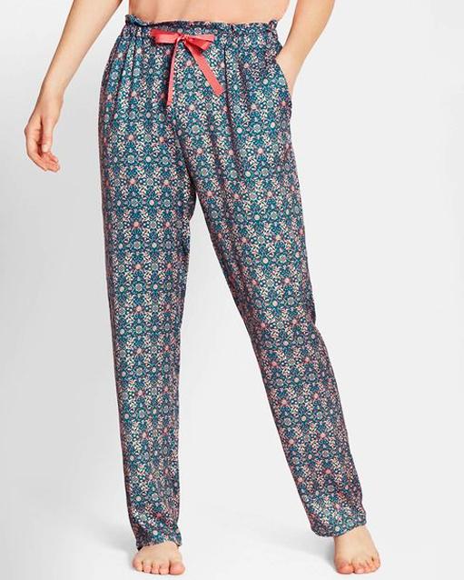 pantalón pijama de tela extratip