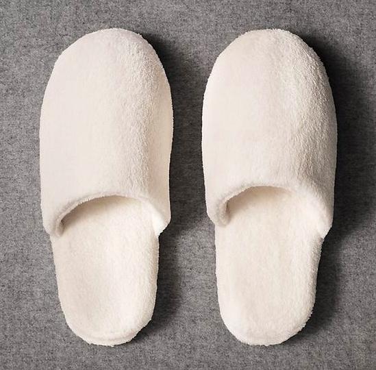 Cómo confeccionar un par de pantuflas con polar