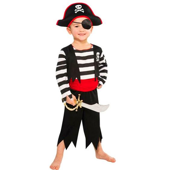 Cómo hacer un parche pirata de tela