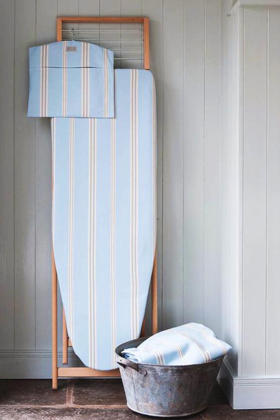 Cómo hacer una funda de tela para tabla de planchar